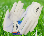 Fit39 Glove Men's White/White
