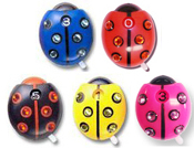Swarovski Crystal Ladybug Score Counter 5-Pack