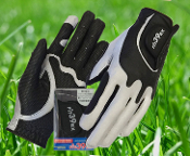 Fit39 Glove Men's Silver/Black