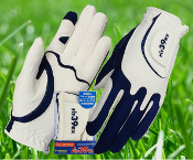 Fit39 Men's Pair Gloves - Navy/White