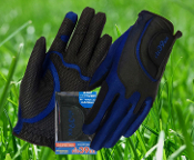 Fit39 Men's Pair Gloves - Navy/Black